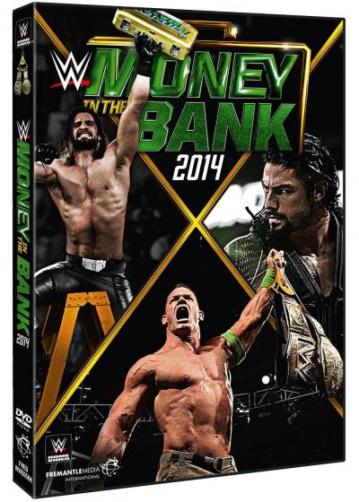 Money in the Bank 2014 - DVD