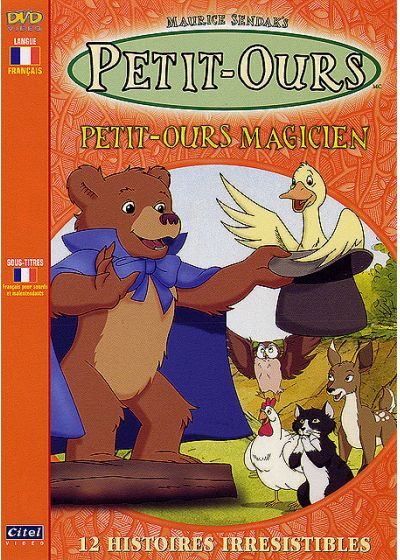 Petit-Ours magicien (Pack) - DVD