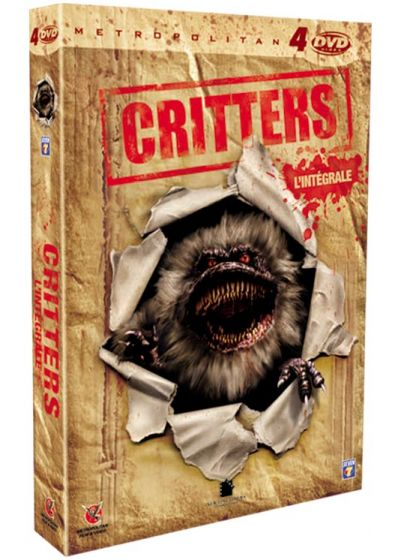 Critters - L'intégrale (Pack) - DVD