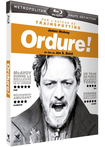 Ordure ! - Blu-ray