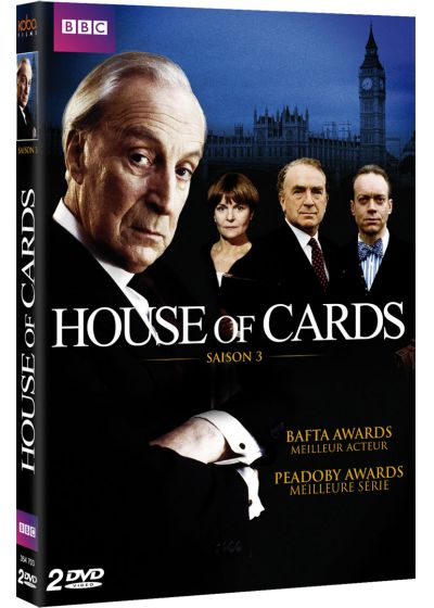 House of Cards - Saison 3 - DVD