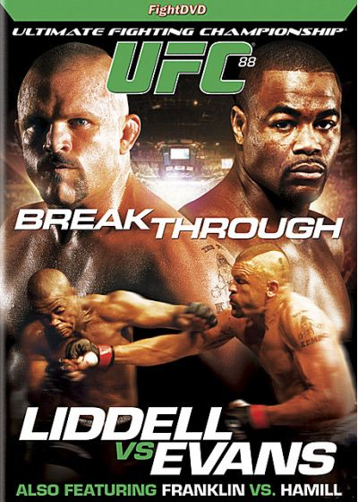UFC 88 - Breakthrough - DVD