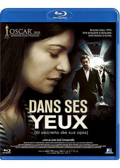 Dans ses yeux - Blu-ray
