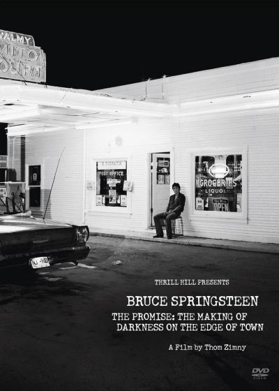 Bruce Springsteen : The Promise - The Making of Darkness of the Edge of Town - DVD