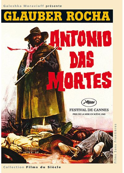 Antonio das Mortes - DVD