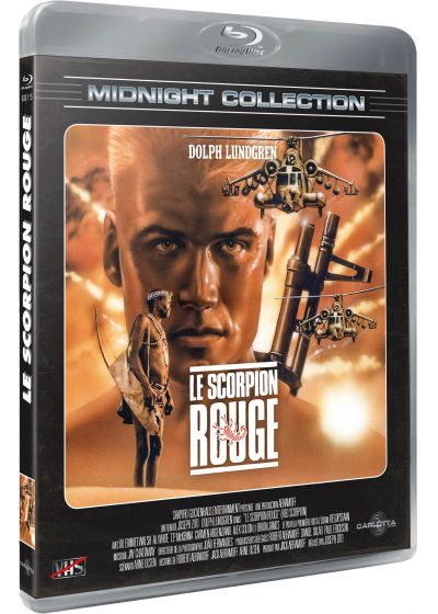 Le Scorpion Rouge - Blu-ray