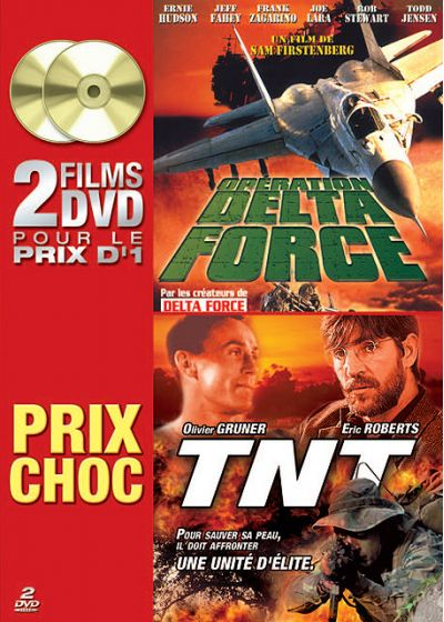Operation Delta Force + T.N.T. - DVD
