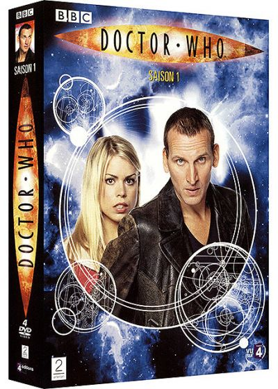 Doctor Who - Saison 1 - DVD