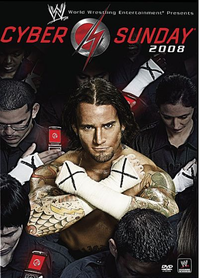 Cyber Sunday 2008 - DVD