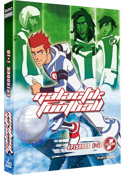 Galactik Football - Saison 1 - Vol. 1 - DVD