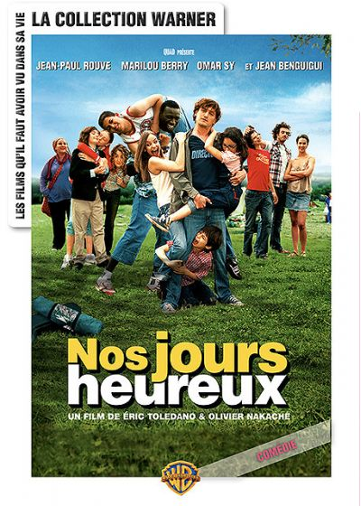 Nos jours heureux (WB Environmental) - DVD