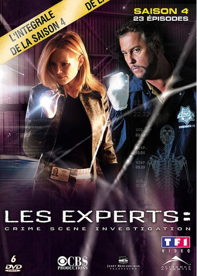 Les Experts - Saison 4 - DVD
