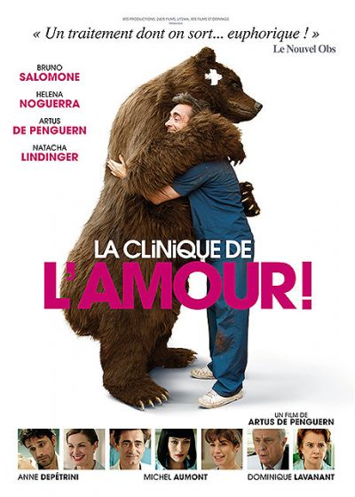 La Clinique de l'amour ! - DVD
