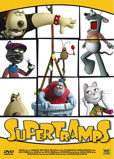 Supertramps - DVD