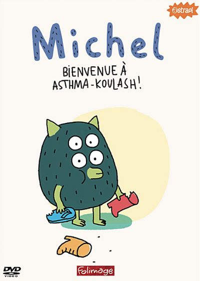 Michel : Bienvenue à Ashtma-Koulash - DVD
