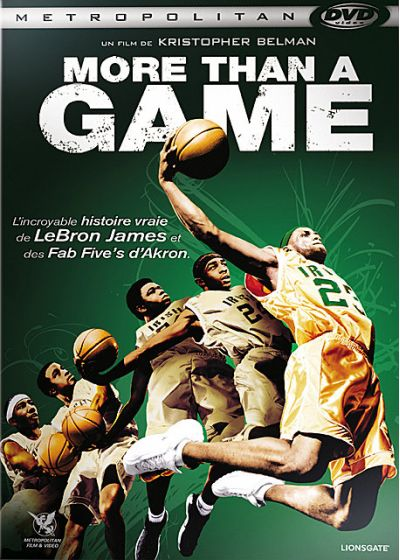 More Than a Game - DVD