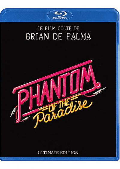 Phantom of the Paradise (Ultimate Edition) - Blu-ray