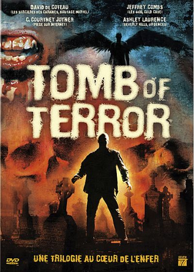 Tomb of Terror - DVD