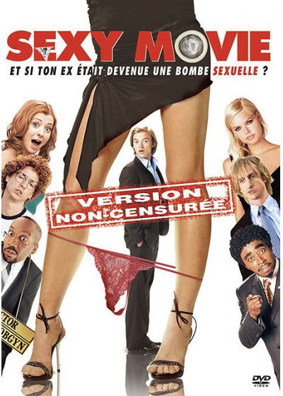 Sexy Movie (Non censuré) - DVD