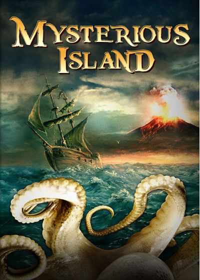Mysterious Island - DVD
