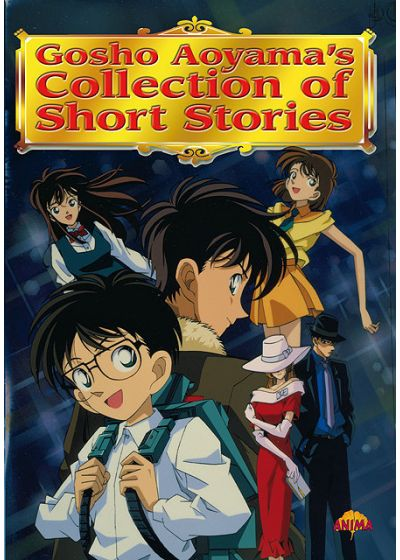 Gosho Aoyama's Collection of Short Stories - DVD