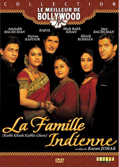 La Famille indienne (Édition Collector) - DVD