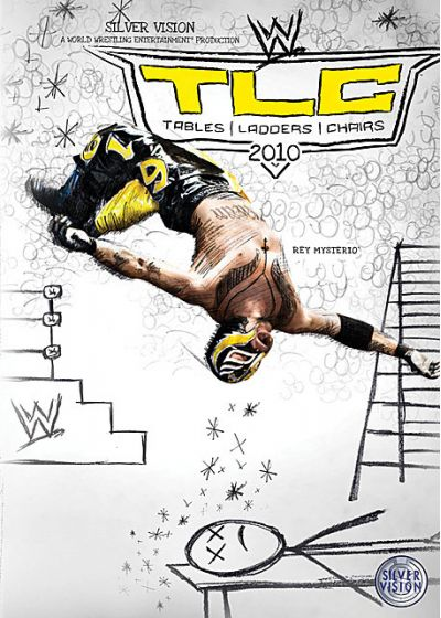 TLC : Tables - Ladders - Chairs 2010 - DVD