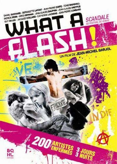 What a Flash ! - DVD