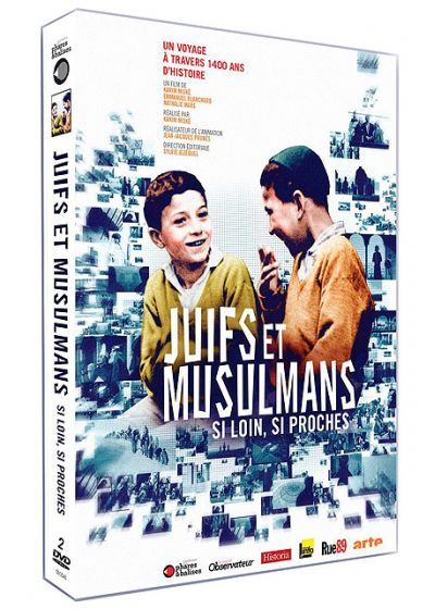 Juifs et Musulmans : Si loin, si proches (Édition Collector) - DVD