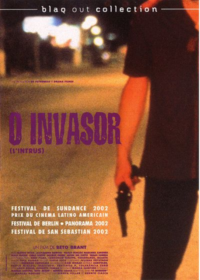 O Invasor (L'intrus) - DVD
