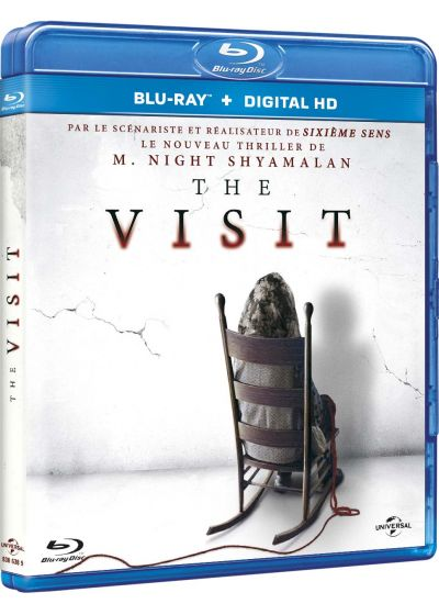 The Visit (Blu-ray + Copie digitale) - Blu-ray