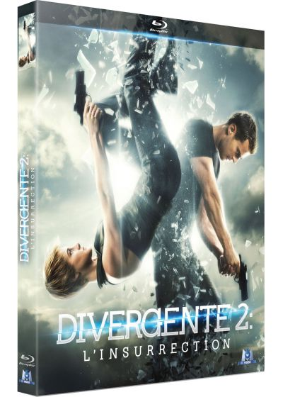 Divergente 2 : L'insurrection - Blu-ray