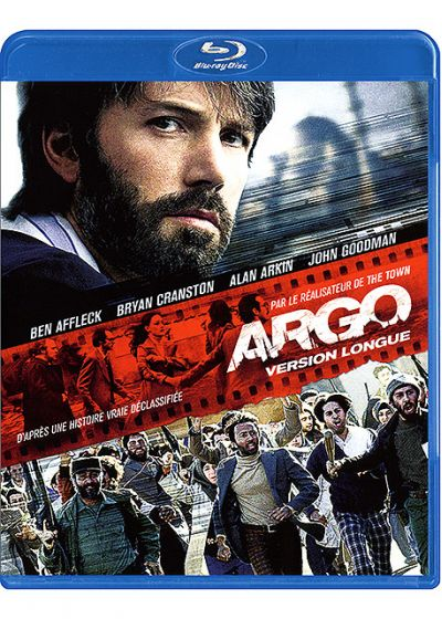 Argo (Version Longue) - Blu-ray