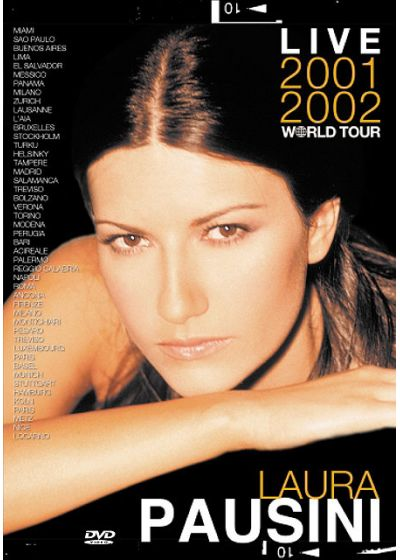 Pausini, Laura - Live 2001-2002 World Tour - DVD