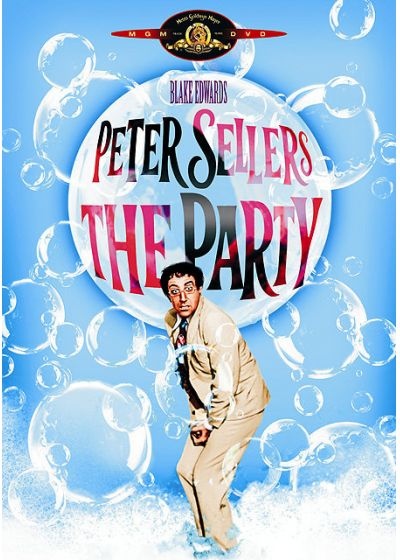 The Party (Édition Simple) - DVD