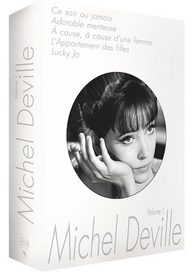 Michel Deville - Coffret 1 - DVD