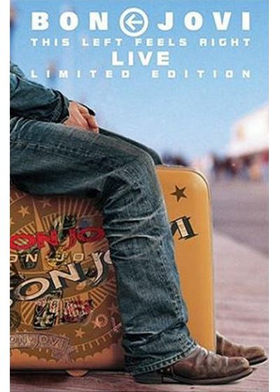 Bon Jovi - This Left Feels Right Live (Édition Limitée) - DVD