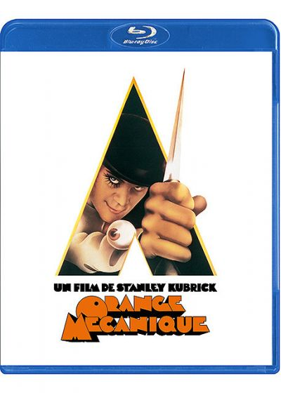 Orange mécanique - Blu-ray