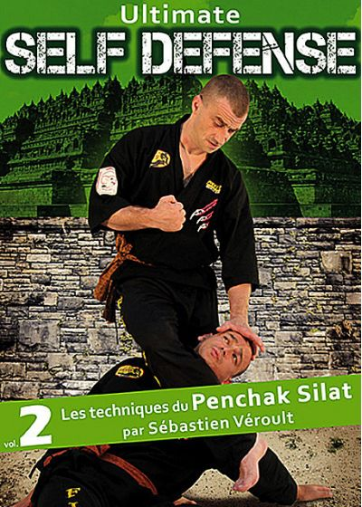 Ultimate self défense - Vol. 2 : Penchak Silat - DVD