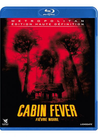 Cabin Fever - Fièvre noire - Blu-ray