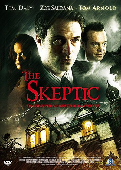 The Skeptic - DVD