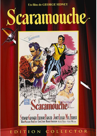 Scaramouche (Édition Collector) - DVD