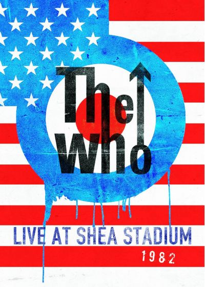The Who : Live at Shea Stadium 1982 - DVD