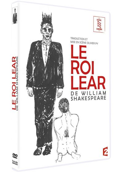 Le Roi Lear de William Shakespeare - DVD