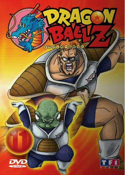 Dragon Ball Z - Vol. 11 - DVD