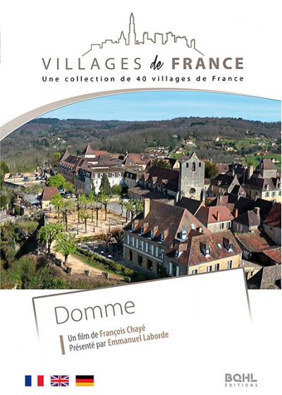 Villages de France volume 37 : Domme - DVD