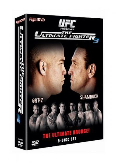 UFC : The Ultimate Fighter Season 3 - DVD