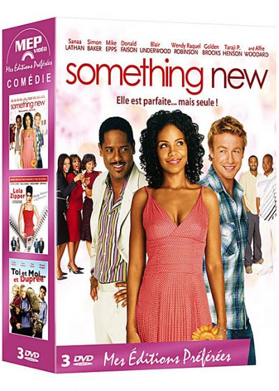 Comédie : Something New + Lola Zipper + Toi et moi... et Duprée (Pack) - DVD
