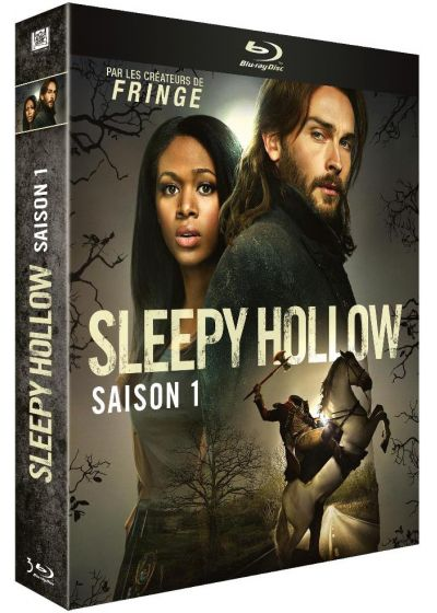 Sleepy Hollow - Saison 1 - Blu-ray