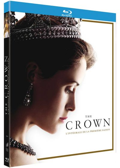 The Crown - L'integrale de la première saison (Blu-ray + Digital UltraViolet) - Blu-ray